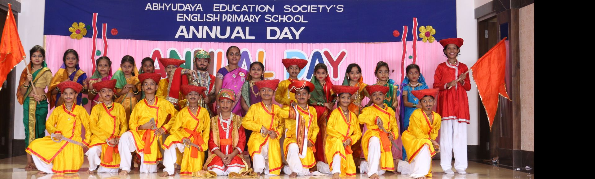 Annual Day  Pre - Primary